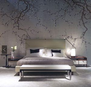 de Gournay - japenese korean - Wallpaper