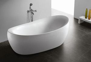 Thalassor - acrylique---- - Freestanding Bathtub