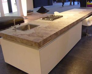 STONELEAF -  - Kitchen Worktop