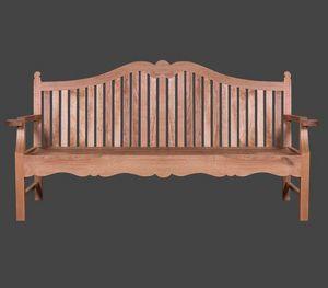 Livingstone Terrasso - bedford - Garden Bench