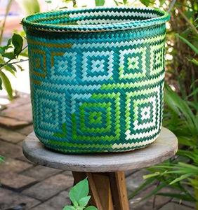 P.I. - mimbres mixtecos - Wastepaper Basket