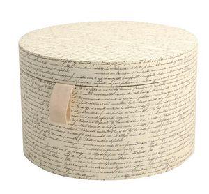 Tassotti - scrittura - Hat Box