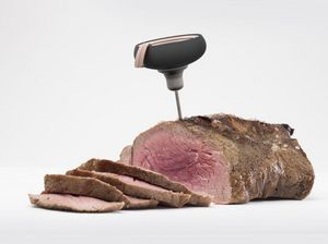 Alain Gilles - hot stuff ! - - Meat Thermometer
