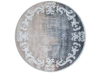 EDITION BOUGAINVILLE - marquise circle shadow winter - Modern Rug