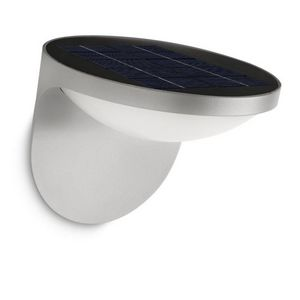 Philips - lampe solaire murale dusk led ip44 h13,6 cm - Outdoor Wall Lamp