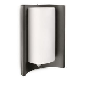 Philips - lampe jardin détecteur meander ir h27 cm ip44 - Outdoor Wall Lamp