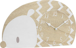 Amadeus - horloge herisson - Children's Clock