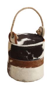 Aubry-Gaspard - cale porte en peau de vache - Door Wedge