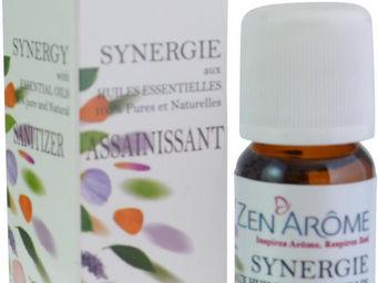 ZEN AROME - synergie assainissant - Essential Oils