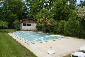 Abri-Integral -  - Low Removable Pool Enclosure