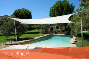 PISCINE PLAGE -  - Freeform Pool