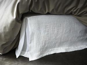 BLANC CERISE -  - Bedskirt