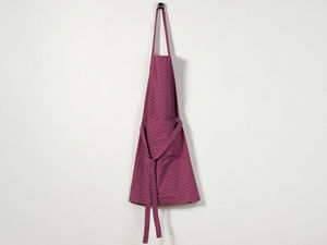 BLANC CERISE -  - Kitchen Apron