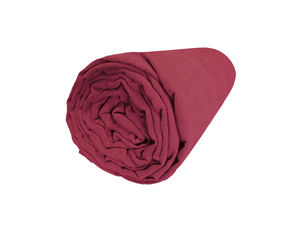 BLANC CERISE - uni 1329685 - Fitted Sheet