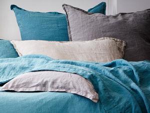BLANC CERISE - uni 1329800 - Bed Sheet