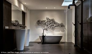 Condor Balnéo - stone - Freestanding Bathtub
