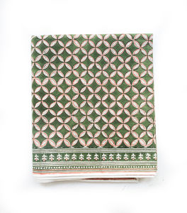 JAMINI - sapna - Rectangular Tablecloth