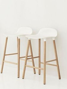 SIMON LEGALD - form barstool - Bar Chair