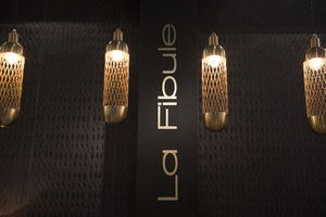 La Fibule - gellule - Ceiling Lamp