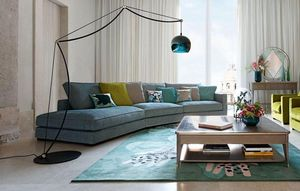 ROCHE BOBOIS - long island - Adjustable Sofa