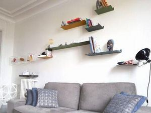 DES PIEDS SOUS MA TABLE - rooof_120 - Shelf