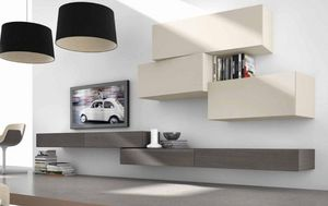 Presotto - inclinart - Open Bookcase