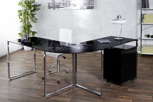INVICTA INTERIORS -  - Angle Desk