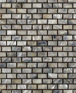 L'ANTIC COLONIAL - victorian mother of pearl grey - Mosaic Tile Wall