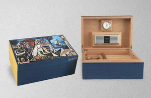 MARC DE LADOUCETTE PARIS - picasso - Cigar Case