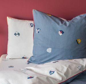 BLANC CERISE - ecusson - Children's Pillowcase