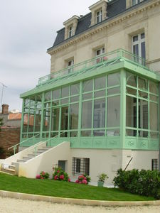 Spoto Veranda - terrasse - Conservatory