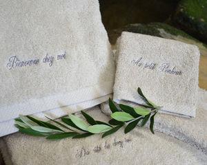 DOUCEUR DE FRANCE -  - Guest Towel
