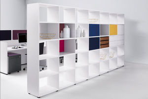 WERNER WORKS -  - Office Shelf