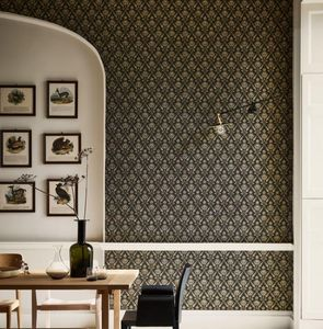 Little Greene - borough high st - stamp - Wallpaper
