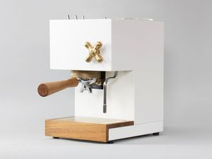 Espresso filter machine