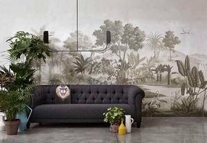 MISHA HANDMADE WALLPAPER - the spice route - Panoramic Wallpaper