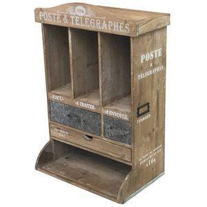 CHEMIN DE CAMPAGNE - boîte à lettre courrier boîte aux lettres murale - Letter Box