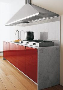 SCHIFFINI - cina - Built In Kitchen