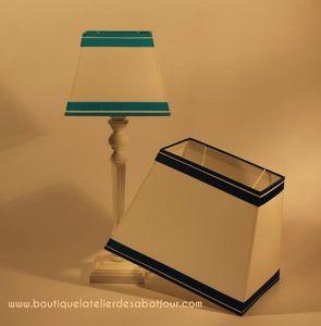 L'ATELIER DES ABAT-JOUR -  - Rectangular Lampshade