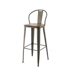 Mathi Design - tabouret de bar coffee - Bar Chair