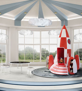 CIRCU - rocky rocket - Children's Armchair