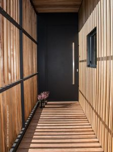 WOOD & ROOF -  - Wall Covering