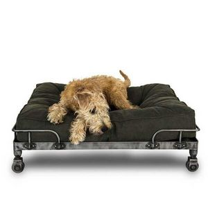 Lord Lou - niche industrielle de luxe - Doggy Bed
