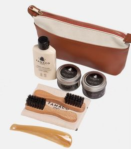 FAMACO PARIS -  - Shoe Polishing Kit