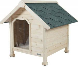 ZOLUX - niche en bois chalet medium - Kennel