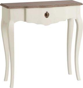 Amadeus - console blanche celestine en bois mdf - Console Table