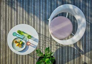 Burov - 44 saturne -- .. - Garden Armchair