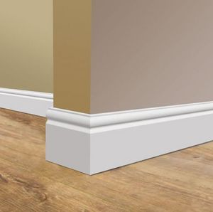Orac Decor - sx138 - Skirting Board
