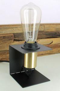 NEXEL EDITION - skull - Bedside Lamp