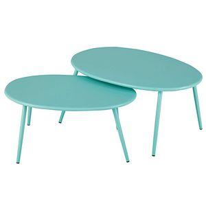 MAISONS DU MONDE -  - Garden Side Table